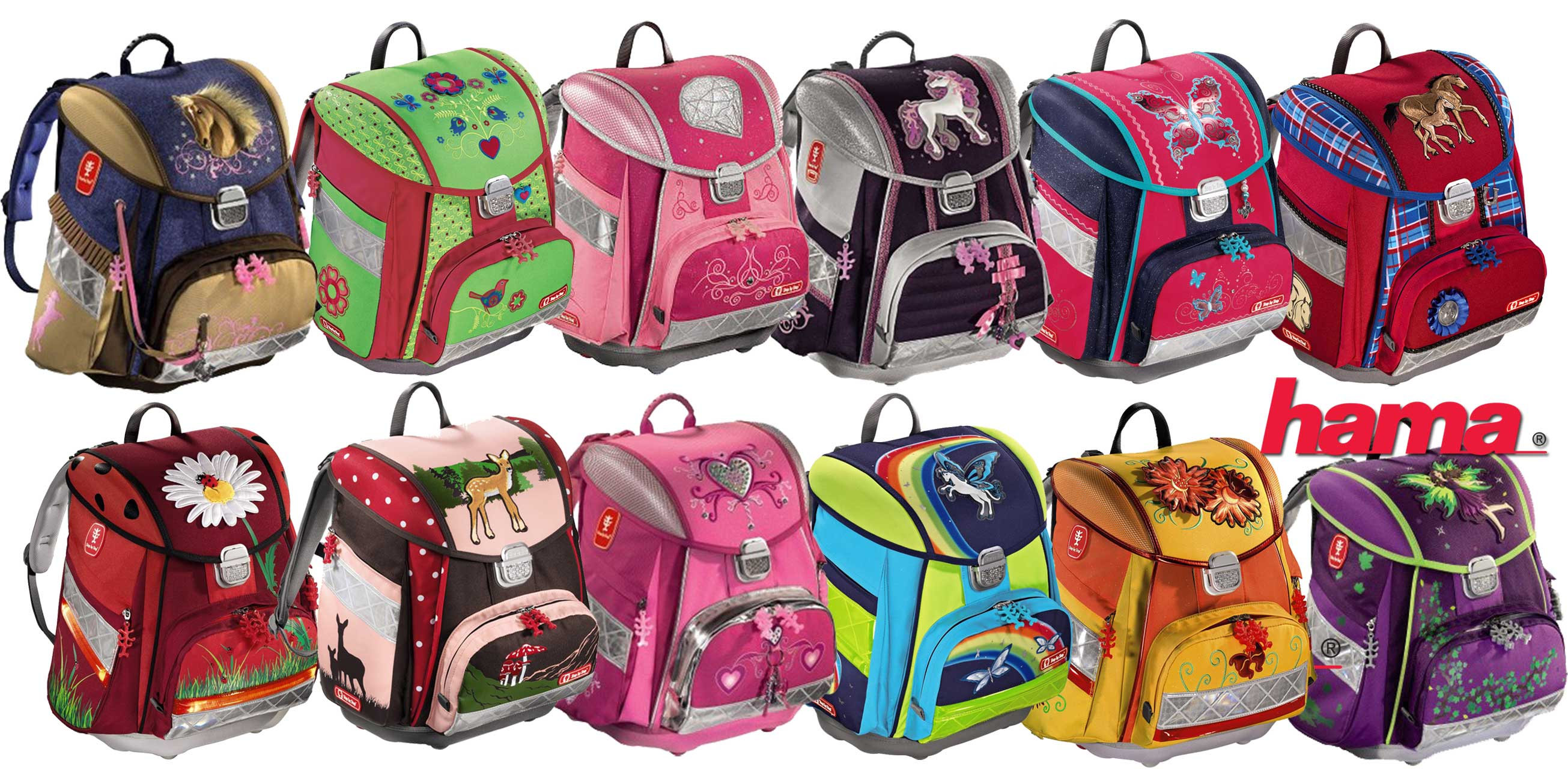 e2cb4e8251 Tašky do školy pre prvákov online predaj Hama